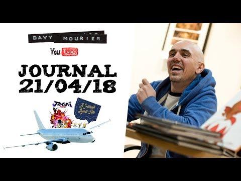 Journal 21/04/18 - Nice, Une case en moins et Koh Lanta