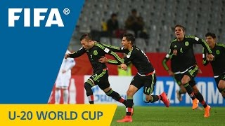 Mexico v. Uruguay - Match Highlights FIFA U-20 World Cup New Zealand 2015