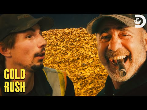 Parker Hits 5,000 Ounces! | Gold Rush