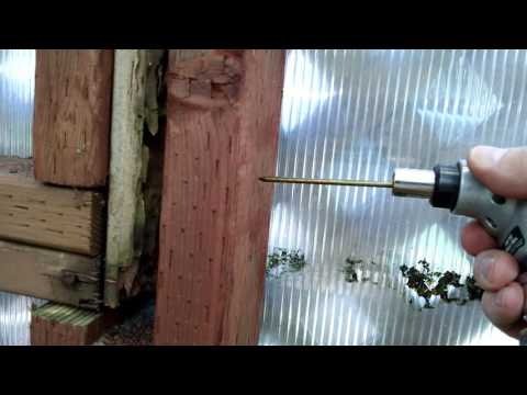 Air Powered Palm Nailer