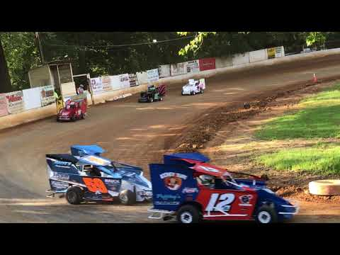 Shellhammers Speedway 8-25-18
