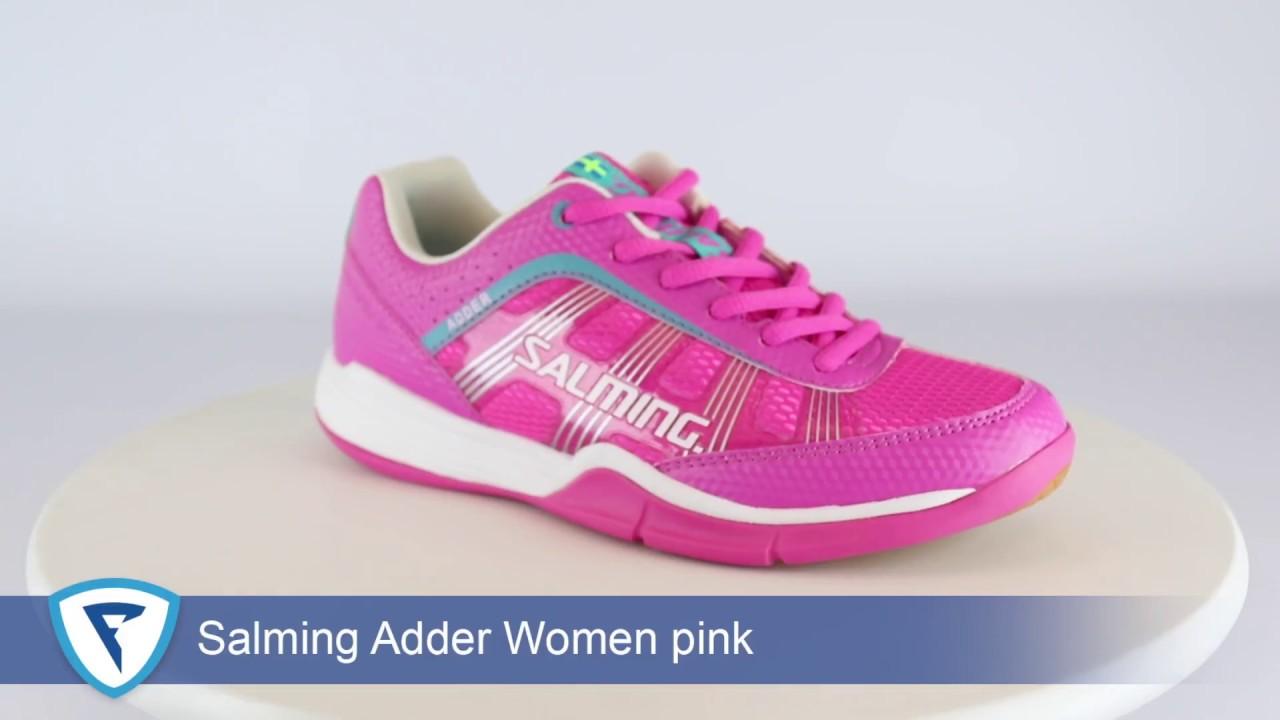 d45b75eec47b5 SALMING ADDER WOMEN Pink - Florbal.com