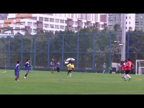 Islands District U13 v South China 20160124(1) HKFA League game