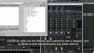 Usar efectos VST en Magix Samplitude Music Studio