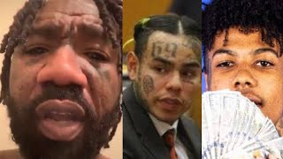 Boskoe 100 React To 6ix9ines Snitching & Blueface Arrest. Also Talks About 6ix9ine Gf
