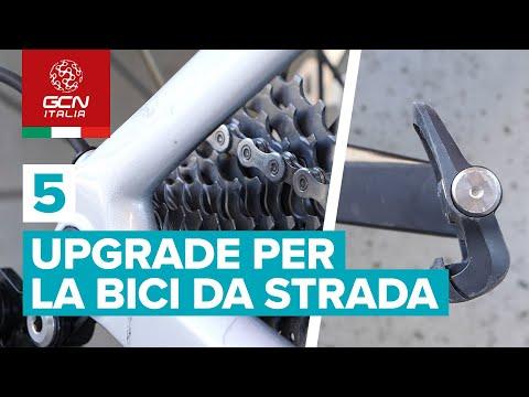 5 componenti per migliorare comfort e prestazioni della nostra bici | GCN Italia Tech