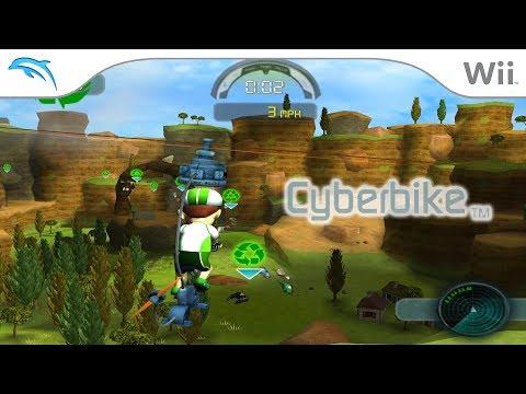 Cyberbike | Dolphin Emulator 5.0-9751 [1080p HD] | Nintendo Wii