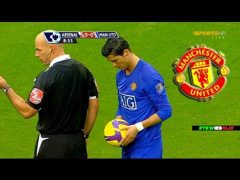 Cristiano Ronaldo Vs Arsenal (Away) ● Manchester United ● 2008-2009 ● 1080i HD #CristianoRonaldo