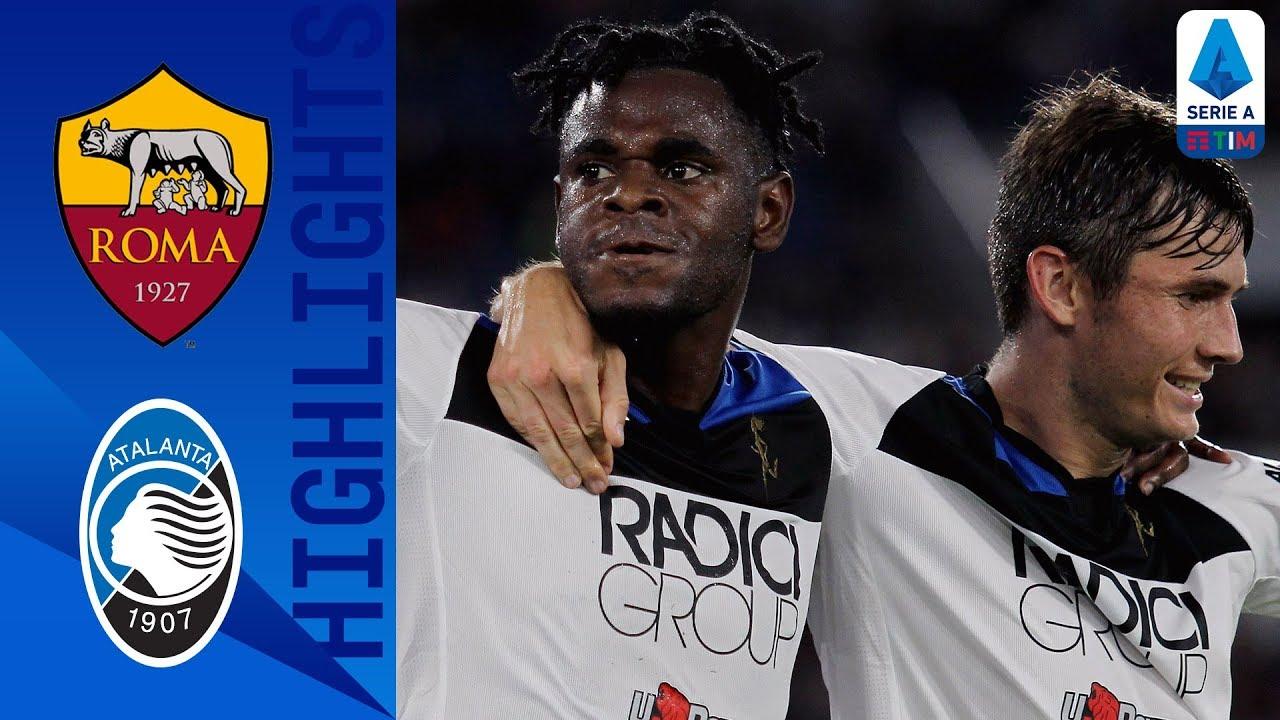 Roma 0-2 Atalanta | Zapata's superb strike & De Roon's header win it at the Olimpico! | Serie A