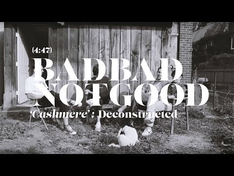 A Sound In The Making - BLUESOUND x BADBADNOTGOOD
