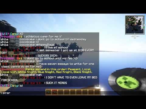 General Happenings on Apocraft/Showing off Shaders