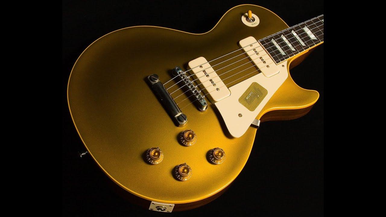 Gibson Custom Shop 2013 Historic 1956 Les Paul VOS O SN 63013