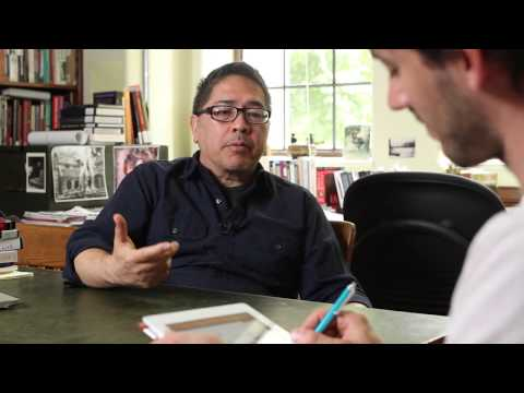 ISS Faculty Interview Vicente Rafael