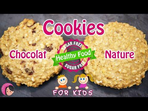 for-kids-👨👨👧👦-healthy-cookies-🍪-وصفة-للصغار-👨👨👧👦-كوكيز-صحي
