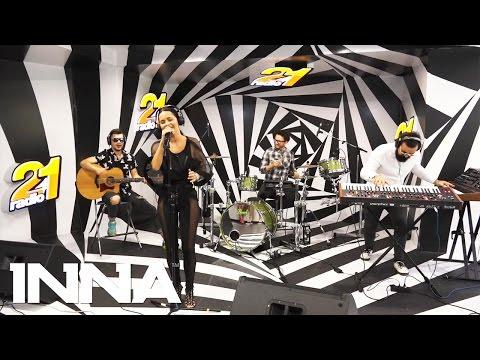 INNA - Heaven | Live @ Radio 21