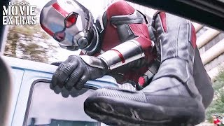 ANT-MAN AND THE WASP | All release clip compilation & trailers (2018)