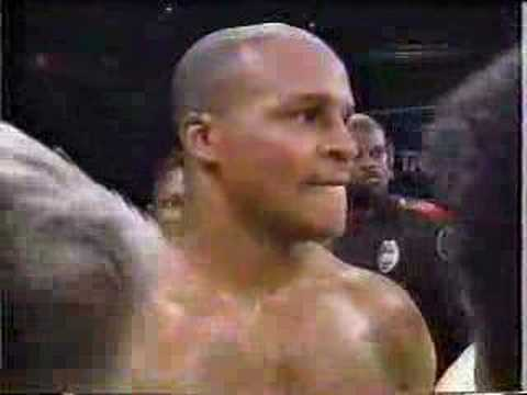 Bert Cooper vs Michael Moorer Part 3/3 SLUGFEST!