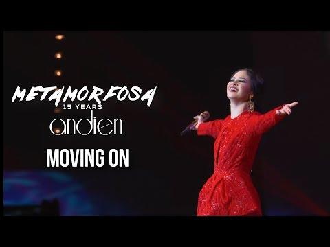 Andien - Moving On | (Andien Metamorfosa)