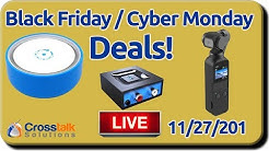 Black Friday / Cyber Monday Deals!