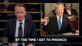 New Rule: SubLiterate America | Real Time with Bill Maher (HBO)