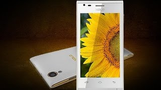 Xolo A550s IPS  Hard Reset and Forgot Password Recovery, Factory Reset