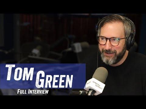Tom Green  'The Tom Green ', Stand Up, Having Cancer  Jim Norton & Sam Roberts