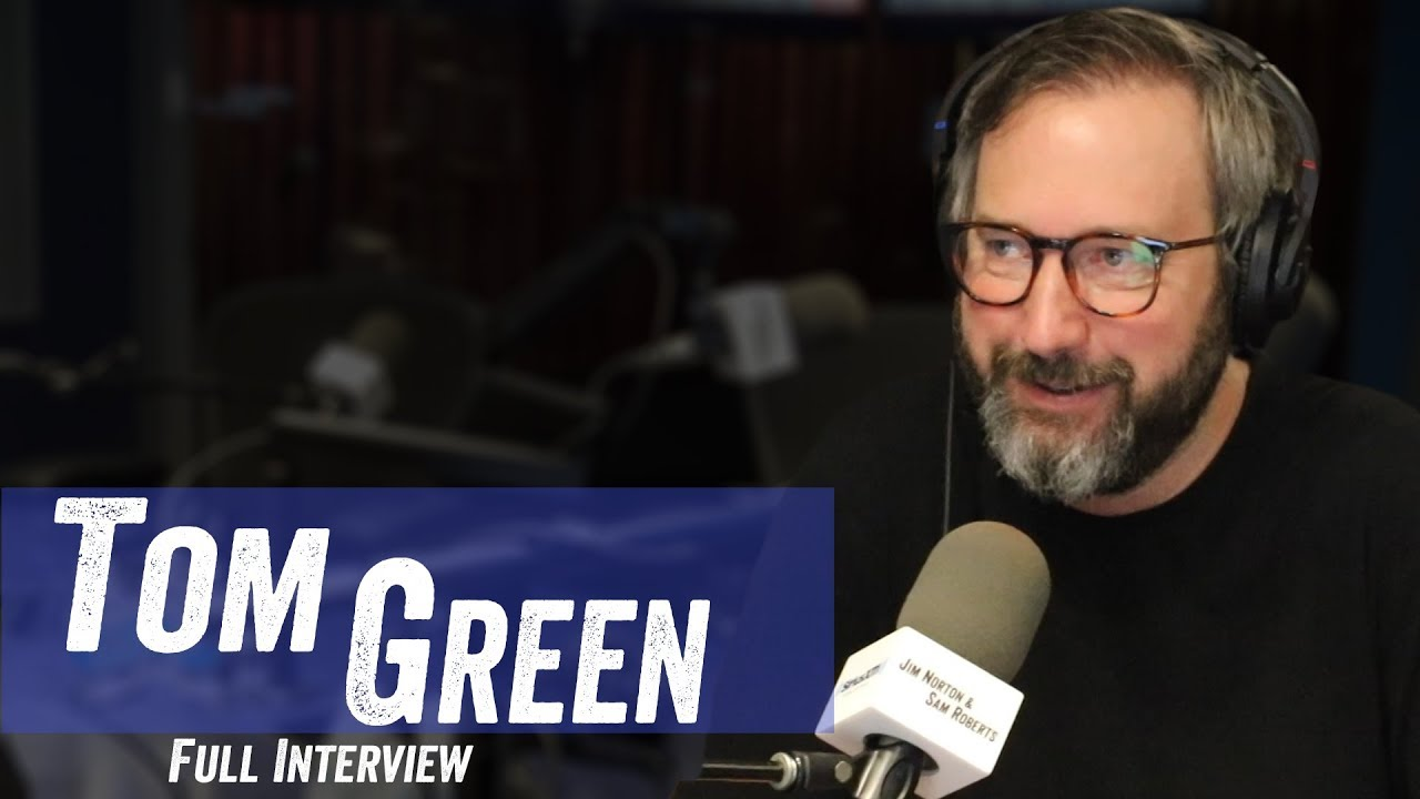 Tom Green The Tom Green Show Stand Up Having Cancer Jim Norton Sam Roberts