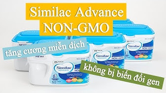 Sữa Similac Advance của mỹ có tốt không?-Similac Advance NON GMO giá bao nhiêu?, Sữa similac Mỹ