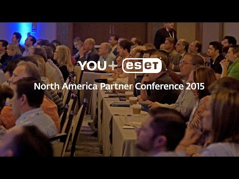 ESET North American Partners Conference Highlights