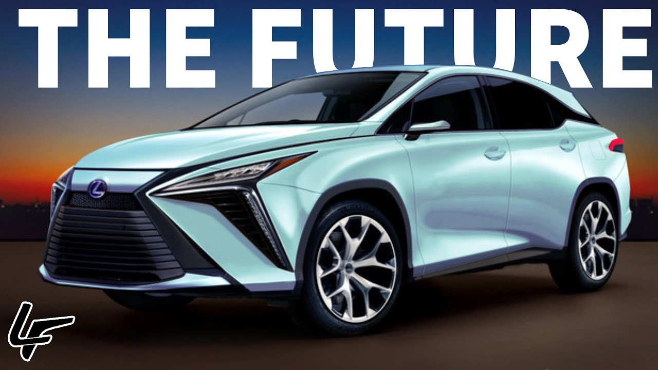 *NEW DETAILS*  2023 Lexus RX Getting Upgraded Powertrains...