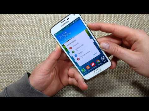 Samsung Galaxy S5 Soft Reset or Restart , Reboot your phone