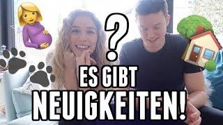 LIFE UPDATE: Eine große Veränderung kommt auf uns zu! - Vlog 107