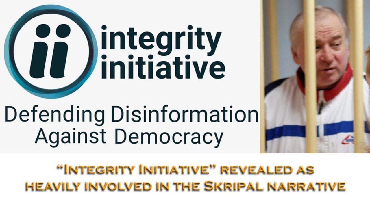 Operation Mockingbird on steroids - The #IntegrityInitiative