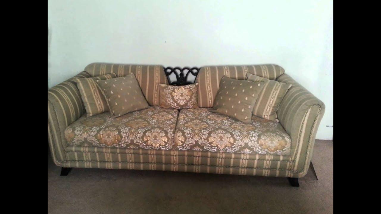 sofa set for sale in karachi contact 03002105275 - youtube