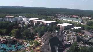 Хайде парк(HeidePark с немецкого -- Хайде парк, один из главных парков всей Германии и располагается он возле Гамбурга. Терр..., 2014-03-21T09:39:23.000Z)