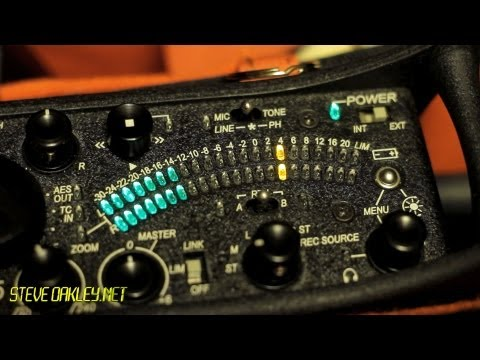 Sound Devices 552 Mixer Recorder Review