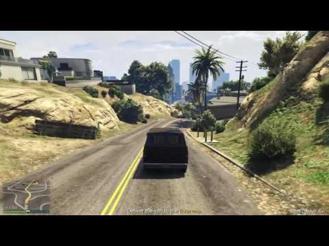 Grand Theft Auto V weed farm part 1