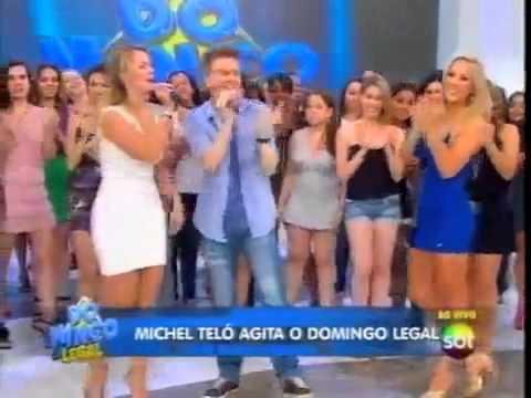     Michel Teló     * Ai se eu te pego / Fugidinha - Ao Vivo
