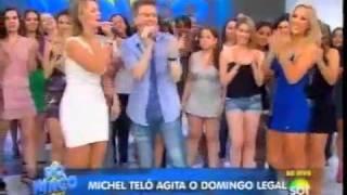 ||| Michel Teló ||| * Ai se eu te pego / Fugidinha - Ao Vivo