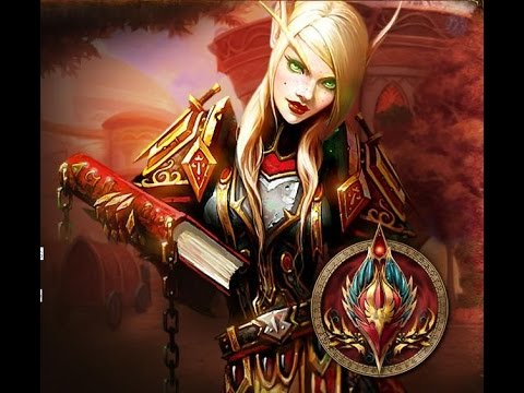 World Of Warcraft Blood Elf Paladin Let's Play Episode 1 Starting An Adventure