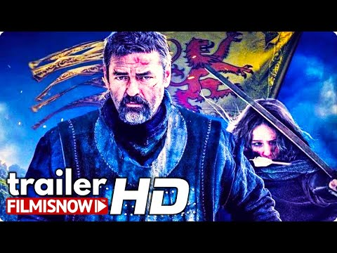 ROBERT THE BRUCE Trailer (2020) Braveheart Spin-Off Movie