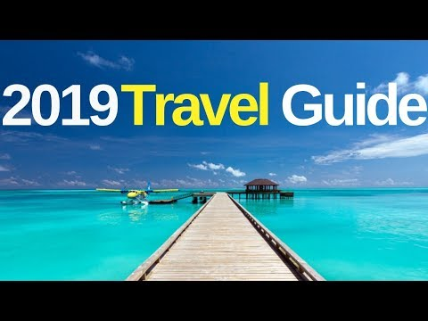 Top 12 Travel Destinations 2019: Sri Lanka, Belize...Czech Republic!!