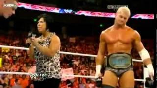 John Cena and Jerry Lawler