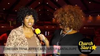 TRINA JEFFRY CELEBRATES 25 YEARS IN COMEDY