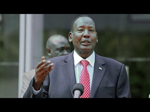 Who Eliminated Joseph Nkaissery Ahead of 2017 Elections?