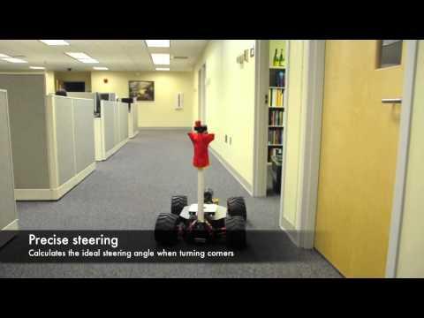 Robot - Autonomous Navigation