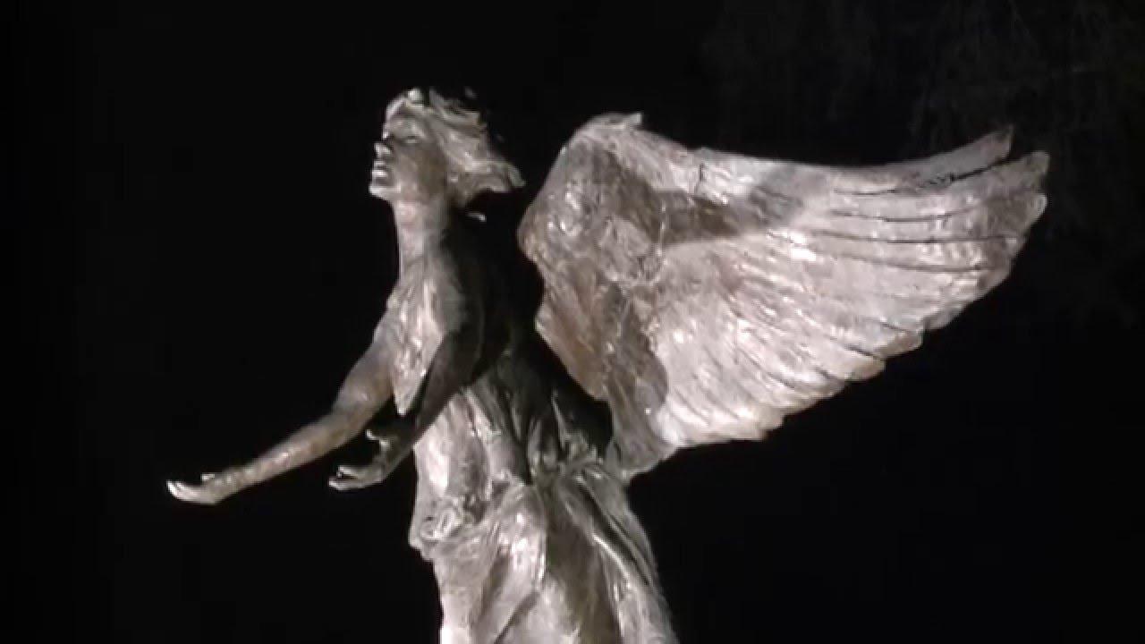 Chazy Christmas Box Angel  12-6-15