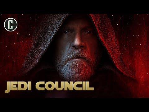 Will Luke Turn to the Dark Side? - Jedi Council