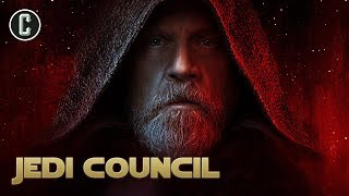 Will Luke Turn to the Dark Side? - Jedi Council