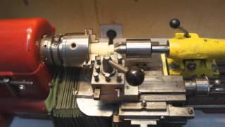 Изготовление шестерни на токарном. Для гитары.(, 2015-11-15T11:17:09.000Z)